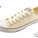 ผ้าใบ Converse All Star Dainty OX Sneakers (รุ่นคลาสสิค) สีครีม