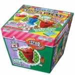 Kutsuwa eraser kit : ชุดทำยางลบ Parfait (ใช้ไมโครเวฟ) !!!ทานไม่ได้!!!