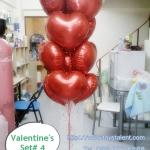 วาเลนไทน์ Valentine's Set # 4 *สามารถเลือกเปลี่ยน สีได้ตามความต้องการ*