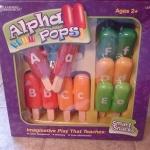 [รีวิว] ของเล่นเสริมพัฒนาการ Smart Snacks Alpha Pops