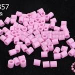 เม็ดบีทรีดร้อน สีชมพู 5 มิล (1ขีด/1,820ชิ้น)
