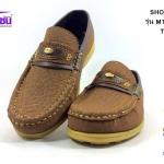 รองเท้าคัชชู SHOEPER (ชูเปอร์) รุ่น M1-26148 สีแทน เบอร์40-45