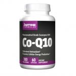 โคเอ็นไซม์คิวเท็น (CoQ10) Jarrow Formulas 100 มิลลิกรัม (60 แคปซูล)