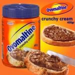 โอวัลติน ครั๊นชี่ ครีม Ovomaltine crunchy cream