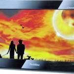 WoW!! ทีวีพกพาจอขนาดใหญ่ 7 นิ้ว เล่นการ์ด SD, FlashDrive ระบบชาร์จไฟเล่นได้ต่อเนื่อง 3 ชั่วโมง - TV Portable Rechargable 220V