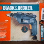 ขายสว่านไฟฟ้ากระแทก Black&Decker รุ่น KD562 Made in Englang