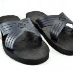 รองเท้าแตะช้างดาว เบอร์ 9,9.5,10,10.5,11 สีดำ