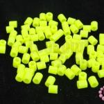 เม็ดบีทรีดร้อน สีเขียวสะท้อนแสง 5 มิล (1ขีด/1,820ชิ้น)