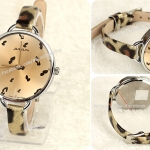 Pre-order: Casual large dial Leopard Julius watch