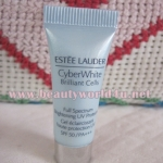 Estee CyberWhite Brilliant Cells Full Spectrum Brightening UV Protector SPF50/PA++ 5 ml. (ขนาดทดลอง)