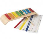 ของเล่นไม้ ของเล่นเด็ก ของเล่นเสริมพัฒนาการ Melody Xylophone ระนาดน้อยเสียงใส (ส่งฟรี)