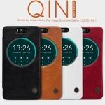 เคส Asus Zenfone Selfie (ZD551KL) Nillkin Qin Series leather