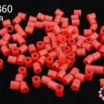 เม็ดบีทรีดร้อน สีแดง 5 มิล (1ขีด/100กรัม)