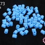 เม็ดบีทรีดร้อน สีฟ้า 5 มิล (1ขีด/1,820ชิ้น)