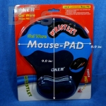 OKER Mouse-PAD แผ่นรองเมาส์
