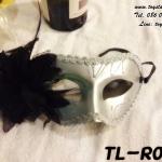 หน้ากากแฟนซี Fancy Party Mask /Item No. TL-R082