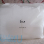 IPSA cotton pad สำลีเนื้อนุ่ม