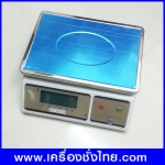 BAL051: เครื่องชั่งดิจิตอล ตาชั่งดิจิตอล JZA Electronic-weighing scale เครื่องชั่ง 6kg ความละเอียด 0.2g มีแบตเตอรี่ชาร์ทได้ (สามารถเพิ่มออปชั่นต่อปริ้นเตอร ยี่ห้อ JZA รุ่น 6kg/0.2g
