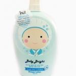 โลชั่นอาบน้ำ Baby bright goat milk collagen shower lotion 750ml.