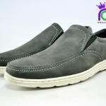 รองเท้าคัทชูชาย หนัง แฟชั่น Fashion รุ่น MM824 สีดำ เบอร์ 40-44