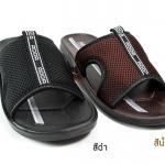 รองเท้าหนัง Adda 7J05 ดำ-น้ำตาล 39-43
