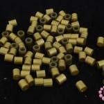 เม็ดบีทรีดร้อน สีทอง 5 มิล (1ขีด/1,820ชิ้น)