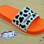 รองเท้าแตะ Monobo Jello โมโนโบ้ รุ่น Twist Low 3 สวม สีส้ม เบอร์ 5-8