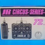 ขายวิทยุบังคับเครื่องบิน ยี่ห้อ JR circus series 72 Mhz...มือ 1