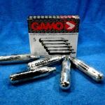 แก็สอัดปืน Co2 จาก GAMO (5 หลอด)