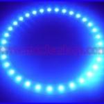 LFC016 ไฟวงแหวน Car Angel Eye LED Light Ring Headlight 100mm ยี่ห้อ OEM รุ่น 100mm