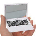 Macbook Air Mirror_White