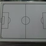 กระดานวางเเผนฟุตบอลเเม่เหล็ก เขียนได้