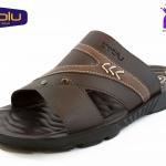 รองเท้าเพื่อสุขภาพ DEBLU เดอบลู รุ่น M8681 สีน้ำตาล เบอร์ 39-44