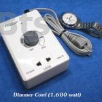 Dimmer ขนาดกำลังไฟรวมไม่เกิน 1,600 วัตต์