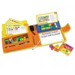 ของเล่นเด็ก ของเล่นเสริมพัฒนาการ Reading Rods Sentence Building Activity Set (ส่งฟรี)