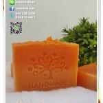 สบู่ส้ม คีเฟอ Orange Kefir Soap