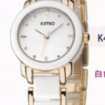 Pre-order: Ceramic diamond Kimio watch