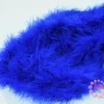 ขนมิงค์เฟอร์ สีน้ำเงิน