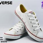 รองเท้า CONVERSE พื้นบาง รุ่น ALL STAR DAINTY OX WHITE เบอร์6-9