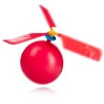 เฮลิคอปเตอร์ บอลลูน - Helicopter Balloons