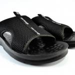 รองเท้าหนัง Aerosoft 5103 ดำ