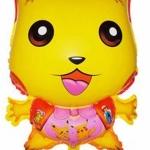 ลูกโป่งฟลอย์ ปิกาจู้ Pikachu Foil Balloon / Item No. TL-A147