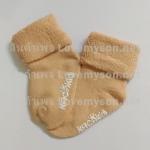 ถุงเท้าเด็กกันลื่นอย่างหนา ไซส์ 10-12,12-14 ซม. MSH71