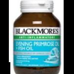 Blackmores Evening Primrose +Fish Oil 500mg. 60 แคปซูล
