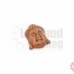 หินทรายทอง หน้าพระพุทธเจ้า (1ชิ้น)
