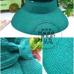 หมวกปีกกว้าง หมวกแฟชั่น กันแดด - Blue Sea