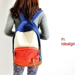 B022 Canvas Backpack