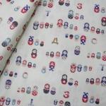 ผ้าฝ้ายไทย ขนาด 1 เมตร เป็นผ้าฝ้ายผ้าคาเนโบ เนื้อบาง ราคาประหยัด สำเนา