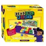 ของเล่นเด็ก ของเล่นเสริมพัฒนาการ Reading Rods Simple Sentences Kit (ส่งฟรี)