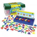 ของเล่นเด็ก ของเล่นเสริมพัฒนาการ Let's Tackle Math! Patterning & Sequencing Set (ส่งฟรี)